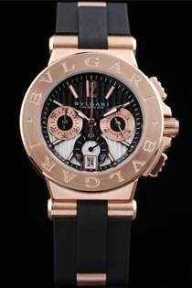 Bvlgari Rose Gold Replica