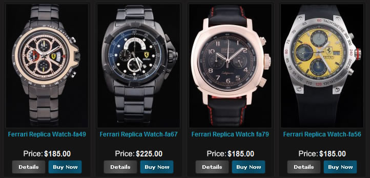 Ferrari Replica Watches